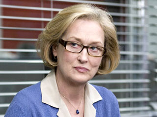 Reporter Streep Washington